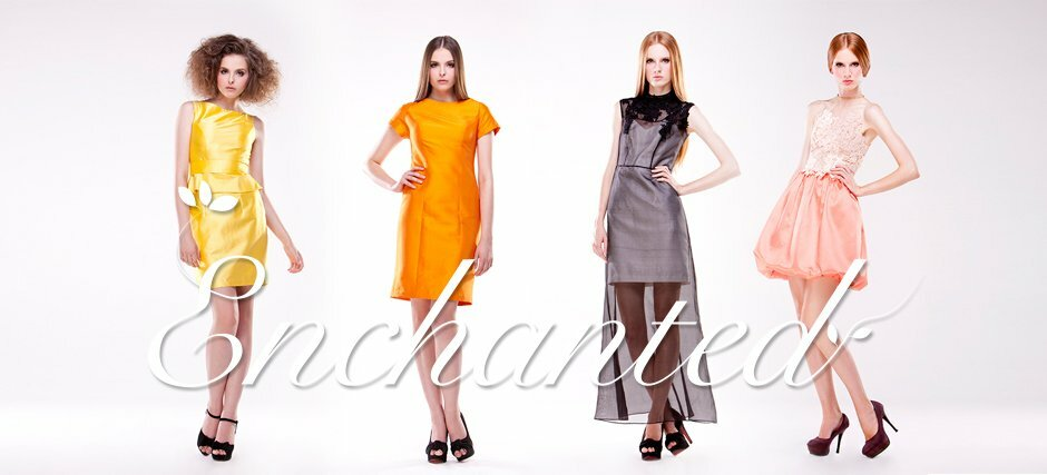 Kay Senchai Spring Summer Collection 2013